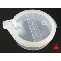 LID FOR CONVALESCENT CUP, Package of 3