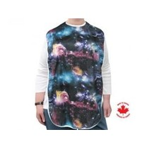 GALAXY CLOTHING PROTECTOR with ties
