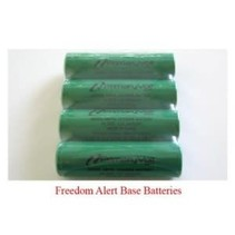 FREEDOM ALERT BASE BATTERIES – Pack of 4