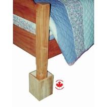 FURNITURE RISER, 3 - 6 in (7.6 - 15 cm)  HEIGHT