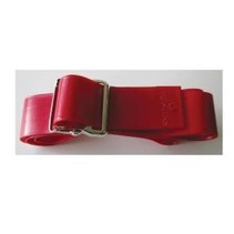 PARSONS BIOSAFE PLUS GAIT BELT – 60 in (152 cm) - RED