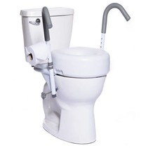 ULTIMATE TOILET SAFETY FRAME  WEIGHT LIMIT 400LBS