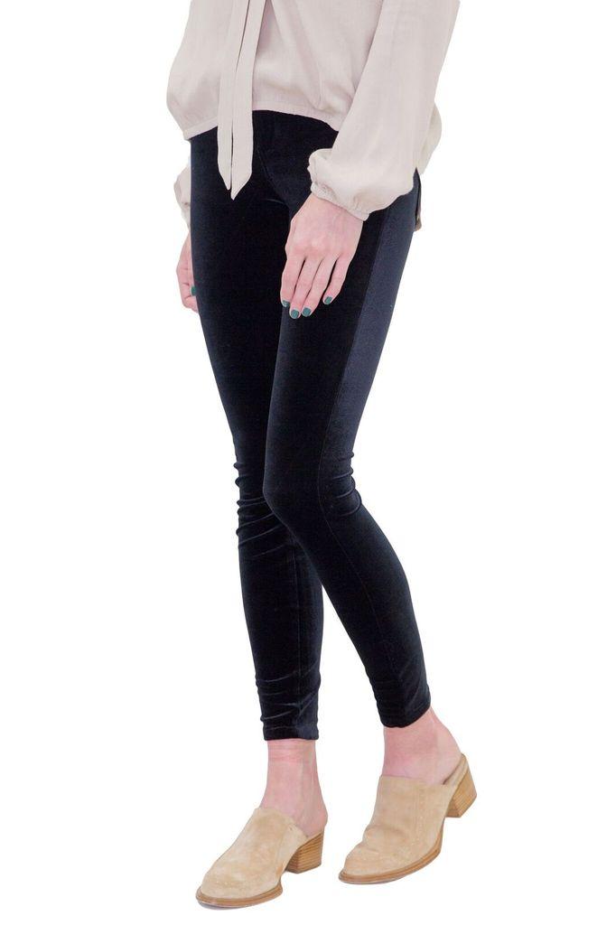 BlankNYC The New Black Velvet Pant
