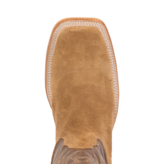 Fenoglio Boot Co. Tan Victoria Roughout w/ Brown Mezkite