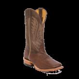 Fenoglio Boot Co. Kango Tobac Smooth Ostrich w/ Brown Mezkite