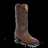 Fenoglio Boot Co. Kango Tobac Full Quill Western w/ Nicotine Oil Pullup