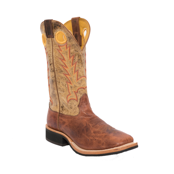 Fenoglio Boot Co. Sheridan Mezkite w/ Tan Road