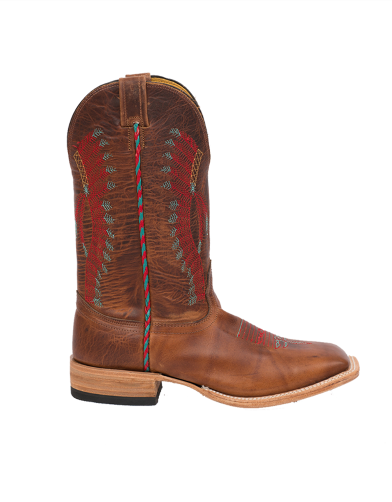Fenoglio Boot Co. Fuji Tan w/ Headdress