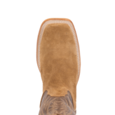 Fenoglio Boot Co. Tan Victoria Roughout w/ Brown Mexkite
