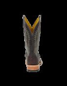 Kango Tobac Full Quill w/ Chocolate Calf