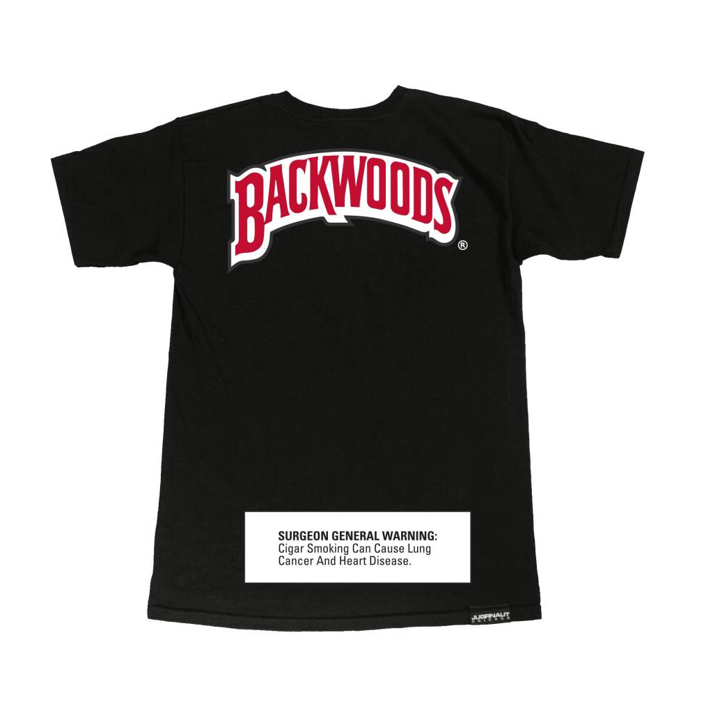 Jugrnaut Jugrnaut x Backwoods Tee Black