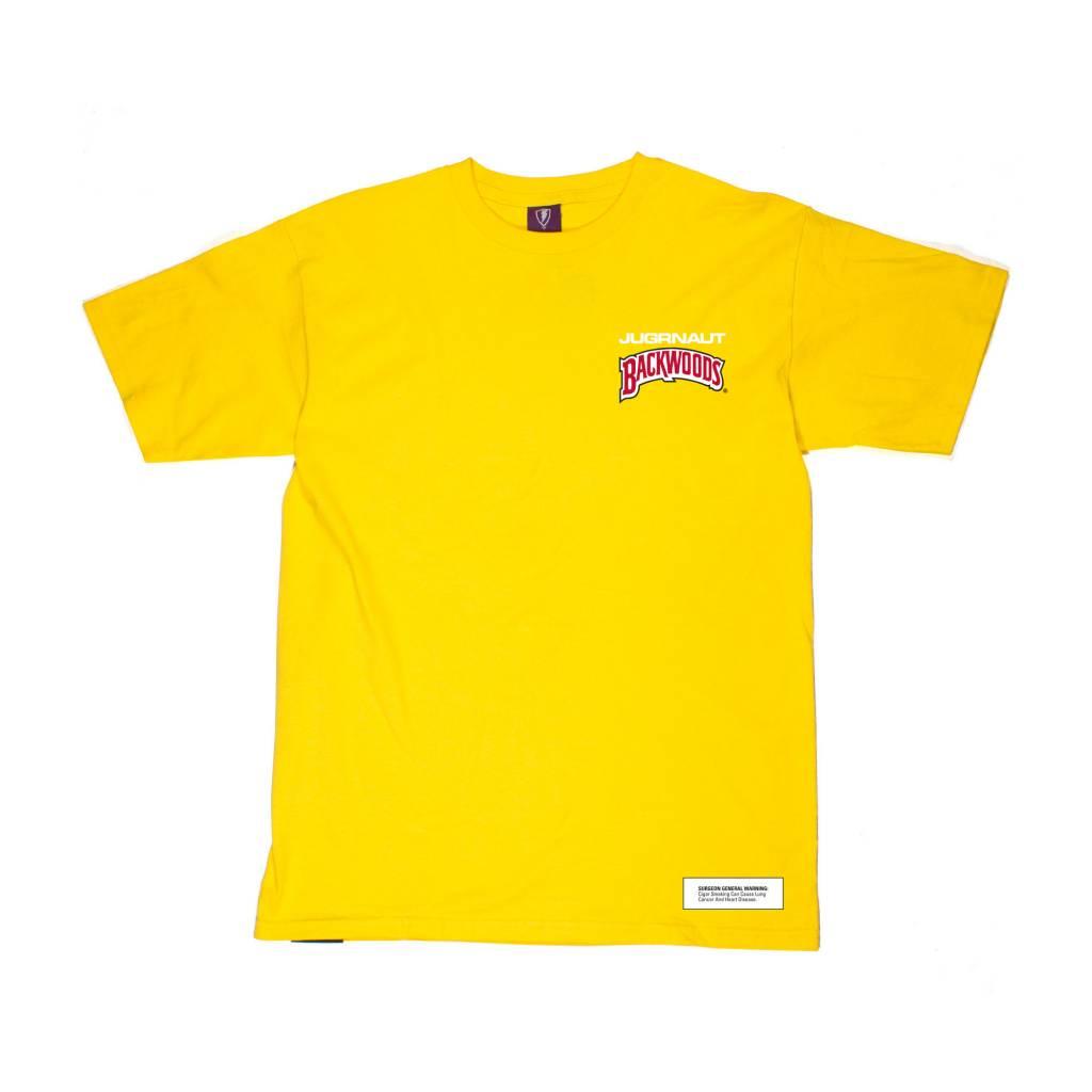 Jugrnaut Jugrnaut x Backwoods Wild 'n Mild Yellow