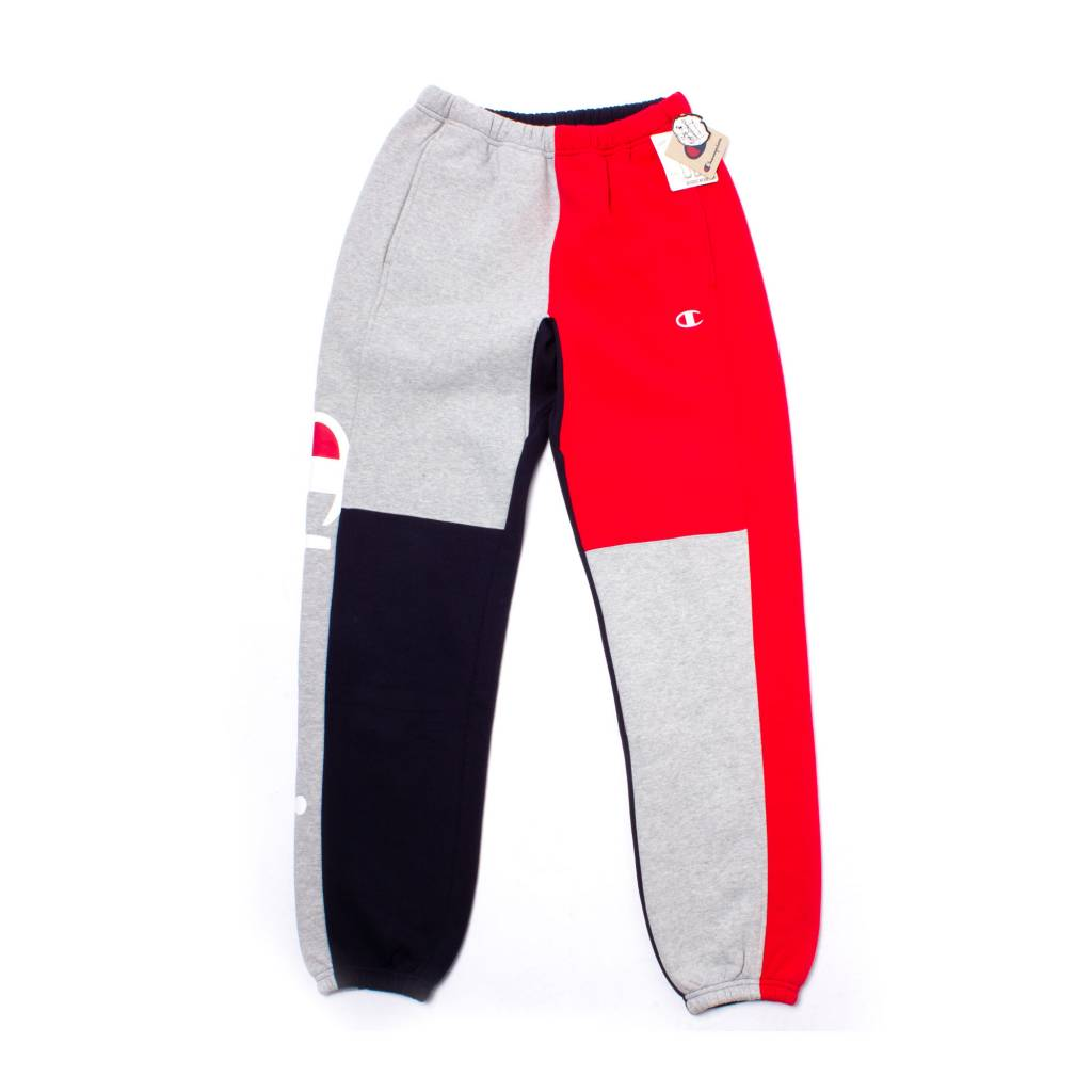 Champion Champion Color Block Sweats Navy/Grey