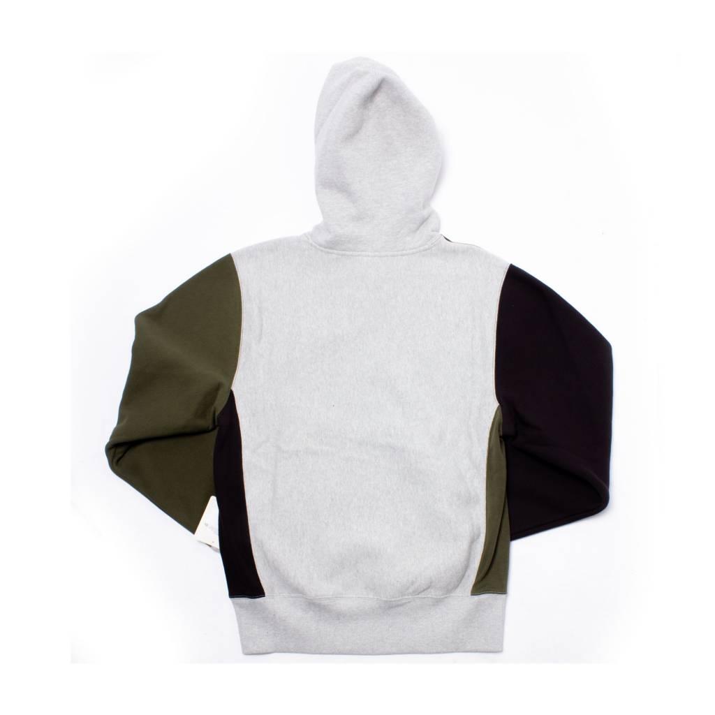 Champion Champion Color Block Hood grey/forest