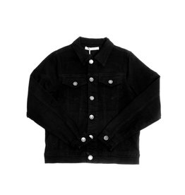 Embellish Denim Embellish Phantom Denim Jacket