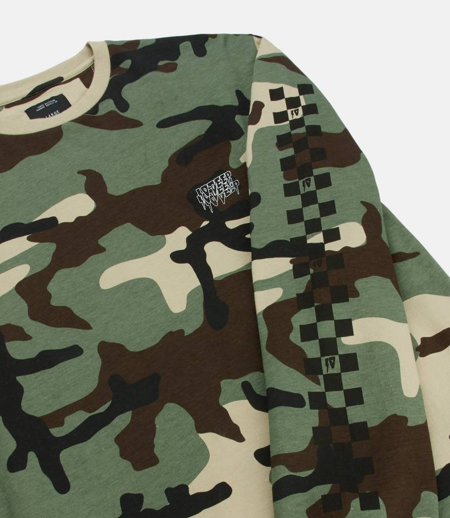 10 Deep 10 Deep Destination Unknown LS Camo