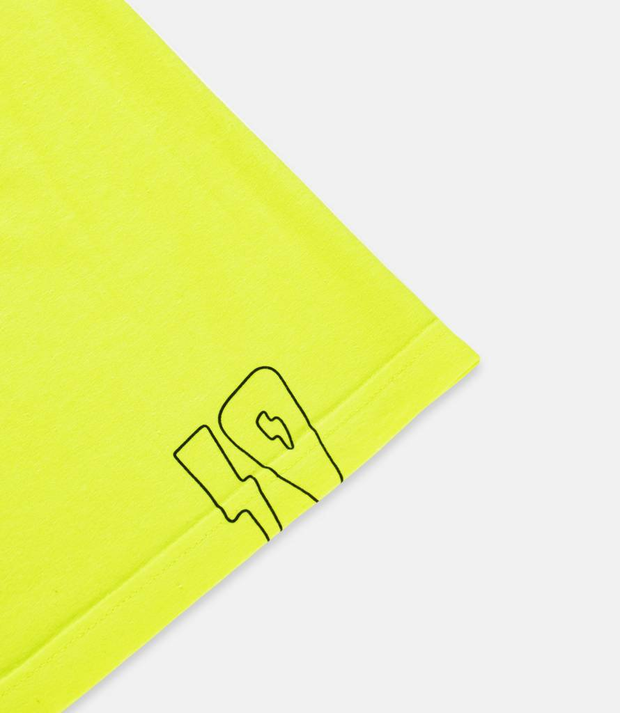 10 Deep 10 Deep Wanted Tee Neon