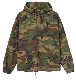Stussy Stussy Ripstop Pullover Jacket Camo