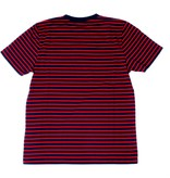Psychic Hearts Psychic Hearts A Dream of You Stripe Tee Navy/red