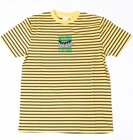 Psychic Hearts Psychic Hearts A Dream of You Stripe Tee Marigold