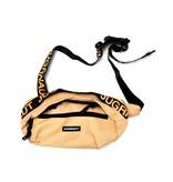 Jugrnaut Jugrnaut Fanny/Utility Bag Tan/Orange (11.5 x 4 x 5.25 inches)