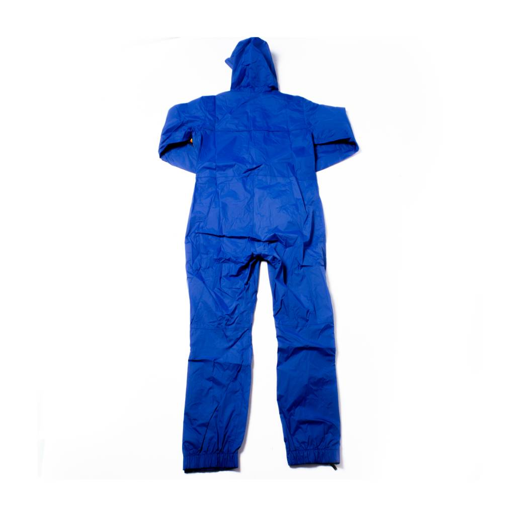 kappa Kappa x Kway Pierrik Water Proof Jumpsuit Royal