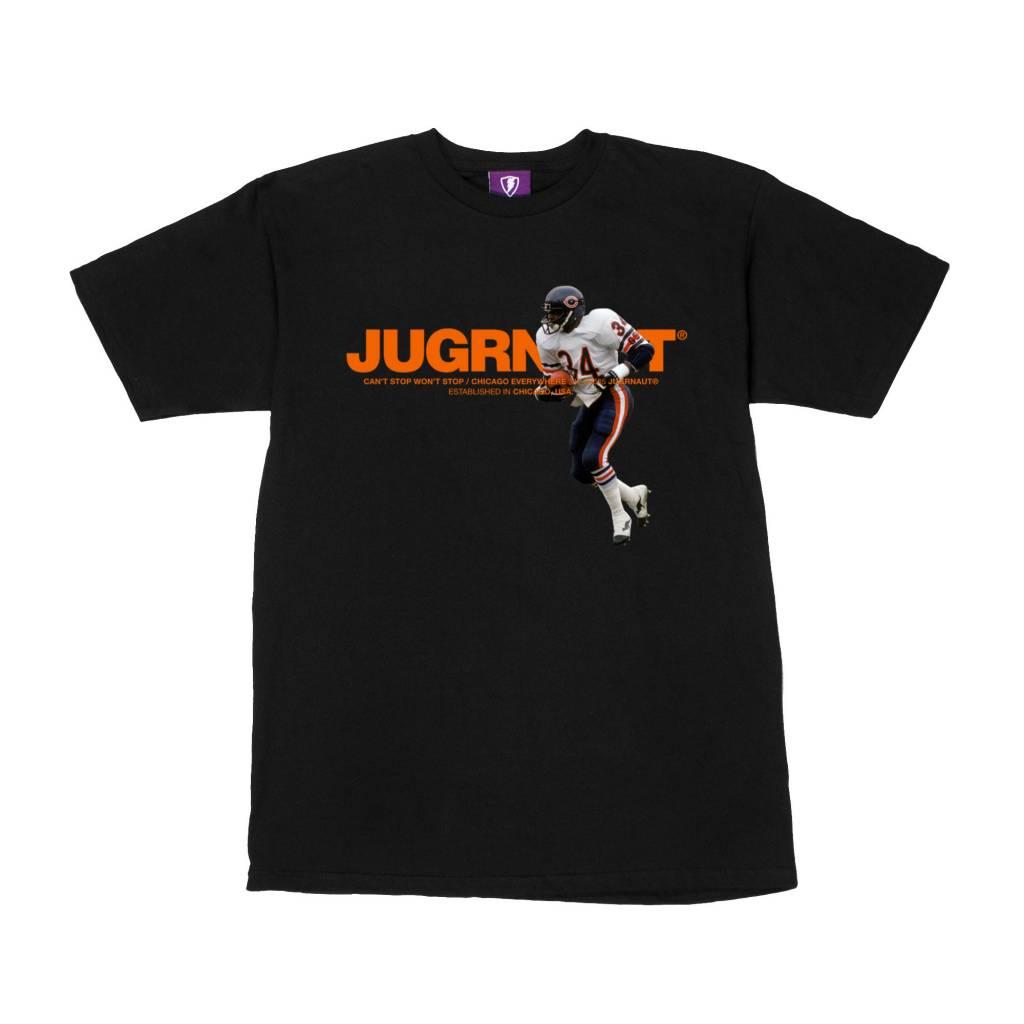 Jugrnaut Jugrnaut Sweetness Tee Black