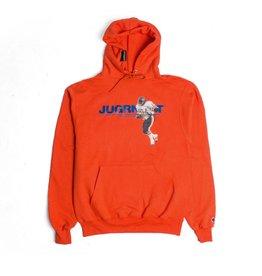 Jugrnaut Jugrnaut Sweetness Hoodie Orange