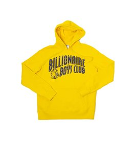 BBC BBC Arch Logo Pullover Hood Yellow