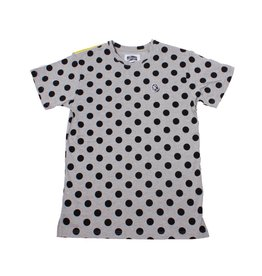 BBC BBC Spot Knit SS Polka Dot Grey