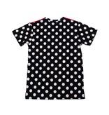 BBC BBC Spot Knit SS Polka Dot Black