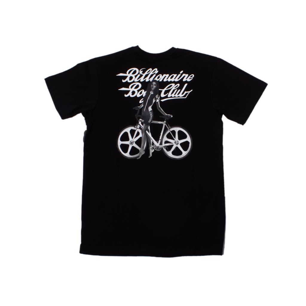 BBC BBC Bike Shop Tee Black