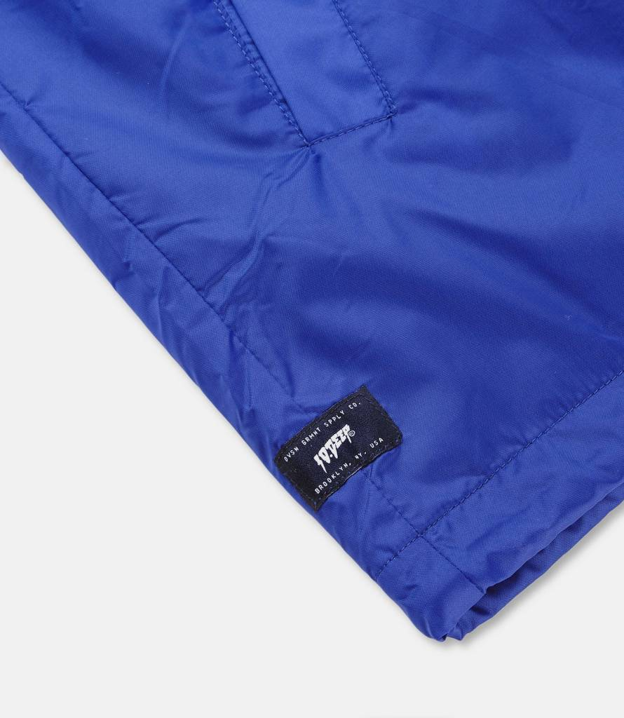 10 Deep 10 Deep Dust to Dust Coach Jacket Blue