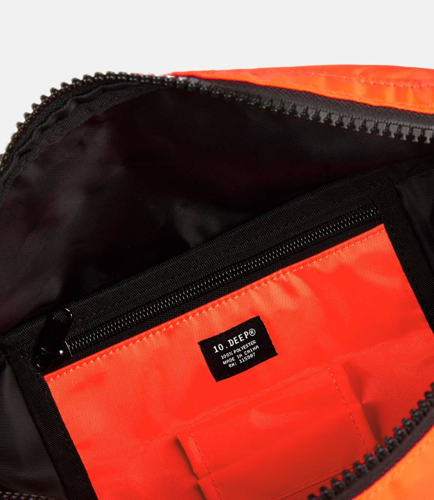10 Deep 10 Deep Division Waist Pack Orange