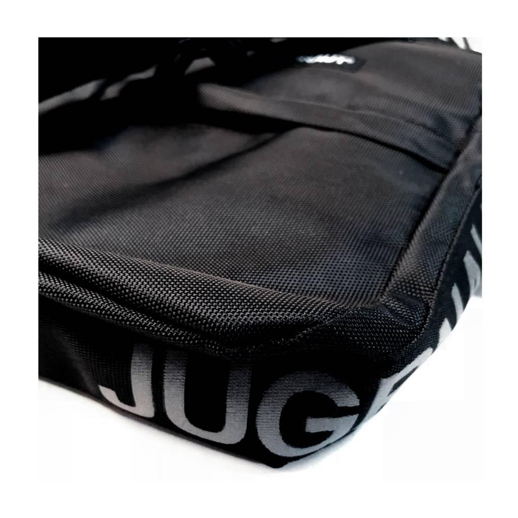 Jugrnaut Jugrnaut Side Satchel Black/3M (6 x 2 x 7.75 inches)