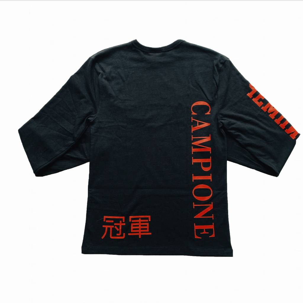 Champion Champion All Languages Long sleeve black