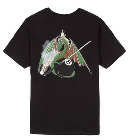 Stussy Stussy Pool Dragon Tee Black