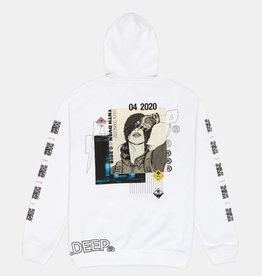 10 Deep 10 Deep Consumed Hoody White