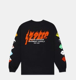 10 Deep 10 Deep Prohibited LS Black