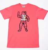 BBC BBC Astro Medals Tee Coral
