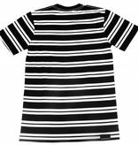 Jugrnaut Jugrnaut Everywhere Wavy thick stripe Blk/White