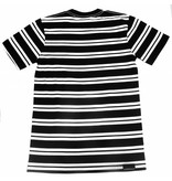Jugrnaut Jugrnaut Everywhere Wavy thick stripe Blk/White