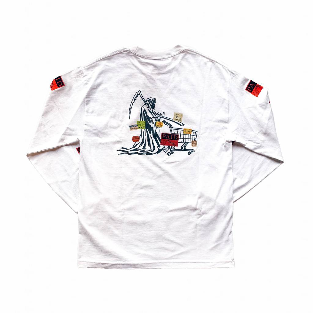 10 Deep 10 Deep Paid in Full LS White