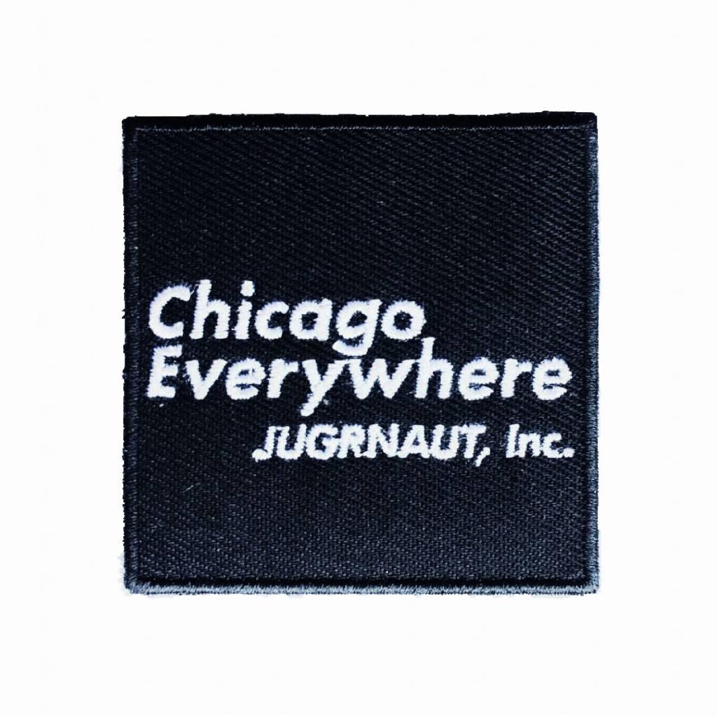Jugrnaut Jugrnaut Chicago Everywhere Square Patch