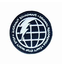 Jugrnaut Jugrnaut Soundwave Globe Patch