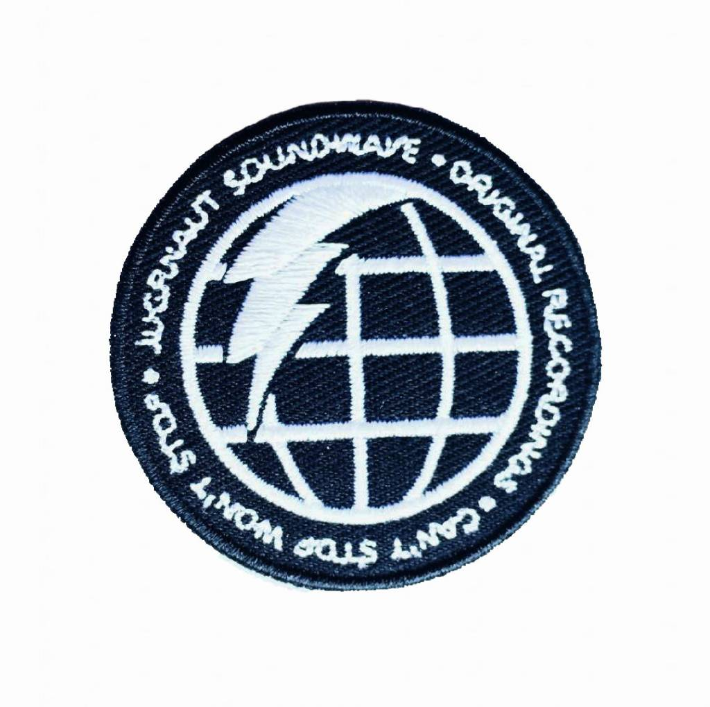 Jugrnaut Jugrnaut Soundwave Globe Patch