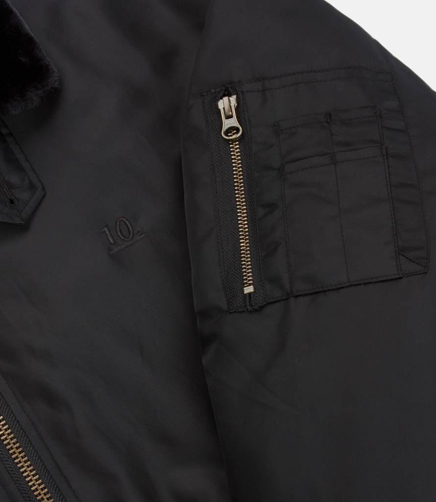 10 Deep 10 Deep In Spite of It All Jacket Black