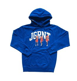 Jugrnaut Jugrnaut Dynasty Heavy Weight Hoody Blue