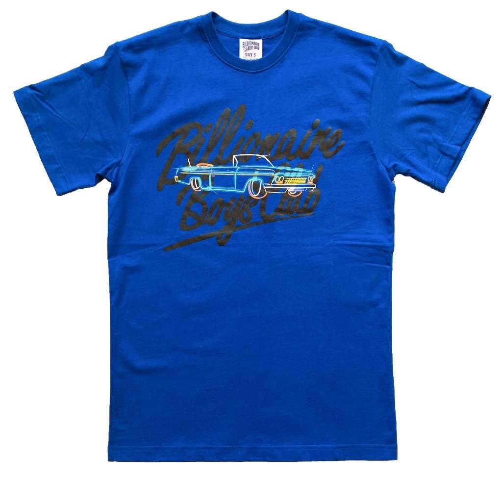 BBC BBC Neon Ride SS Tee Blue