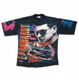 Vintage Vintage j 1997 Dale Earnhardt Nascar T black Large